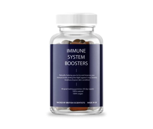 Immune Booster Chewable Vitamins